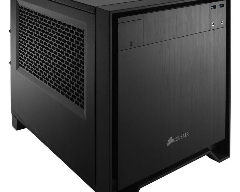Video Perspective: Corsair Obsidian 250D Mini ITX Case