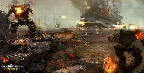 Mechwarrior Online Gets DirectX 11 Upgrades