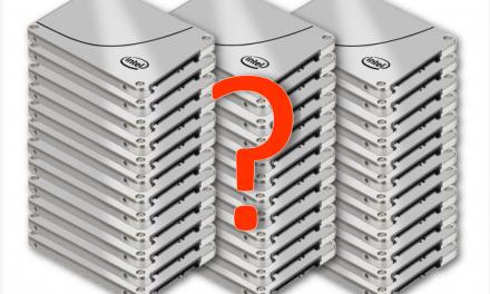 An SSD Supercomputer?