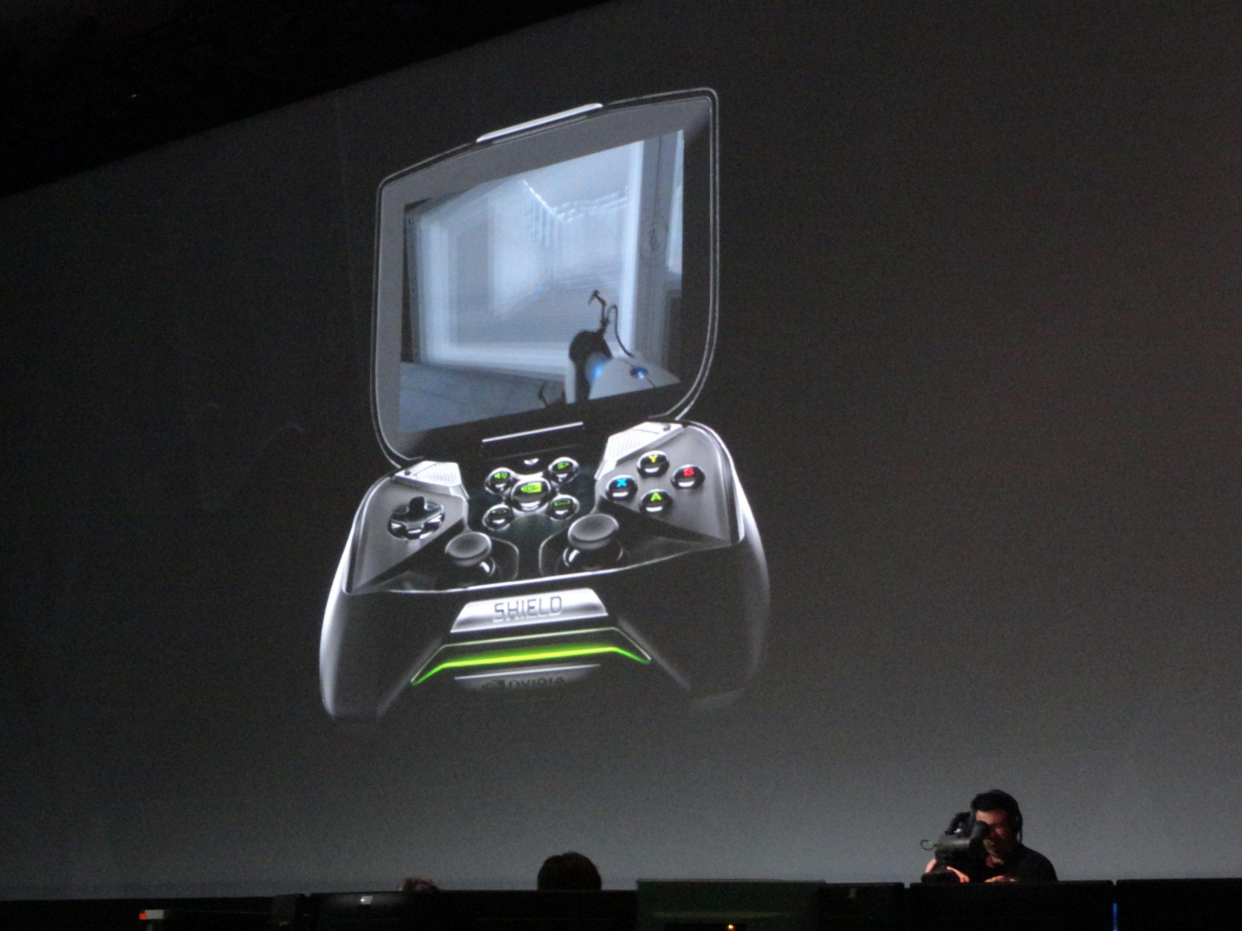Valve Ports Portal To NVIDIA Shield Gaming Handheld