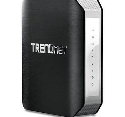 Trendnet Readies TEW-818DRU AC1900 Wireless Router