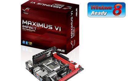 ASUS Maximus VI Impact Motherboard Review