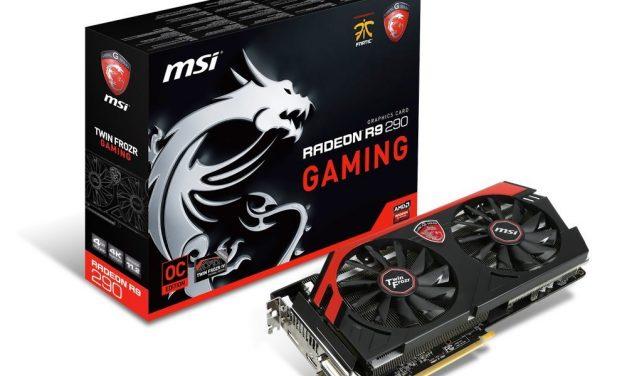 AMD Radeon R9 Graphics Stock Friday Night Update
