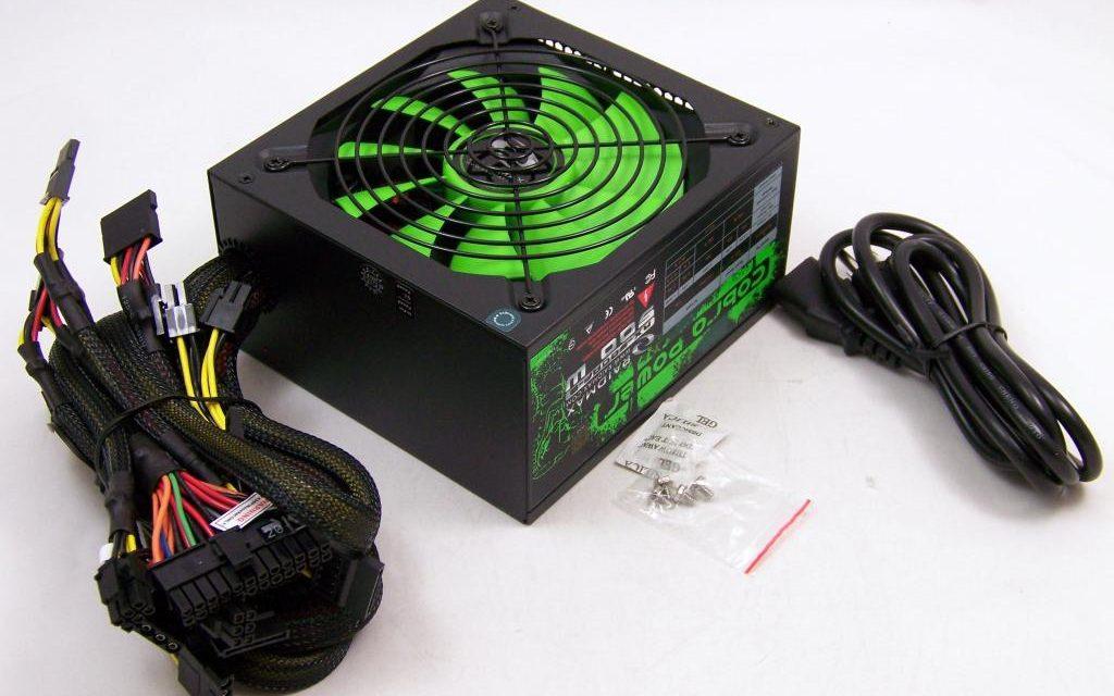 Raidmax Cobra Power 500W; can an old PSU learn new tricks?