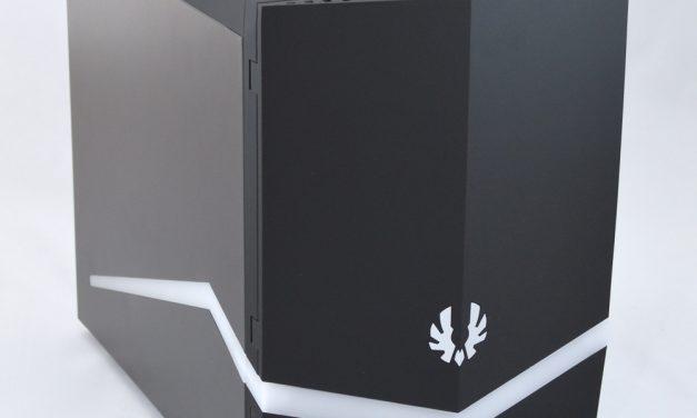 BitFenix Colossus Micro-ATX Case Review