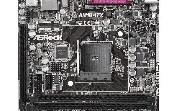 ASRock Unveils New AM1 Platform Motherboards For Socketed Kabini SoCs