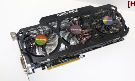 An overclocked flagship GPU duel