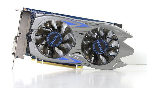 Win a Galaxy GeForce GTX 750 Ti GC or GeForce GTX 750 GC!