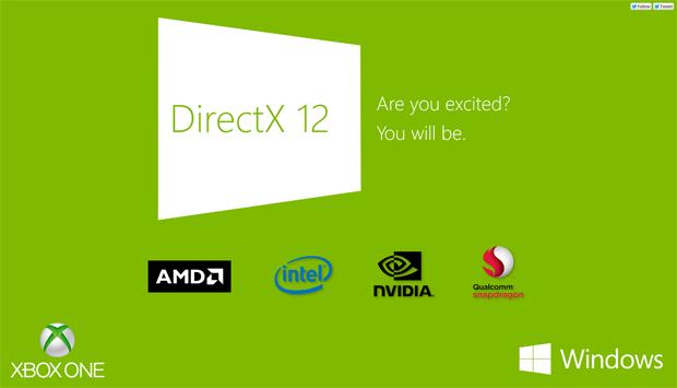 DX12; translated from marketing speak