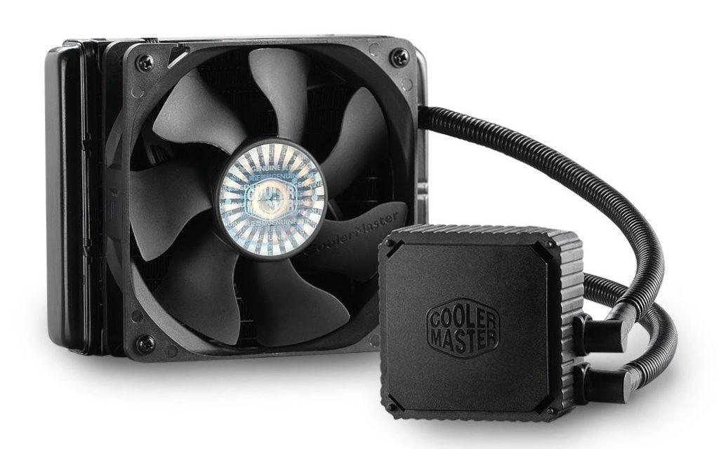 Cooler Master Seidon 120V Liquid CPU Cooler Review