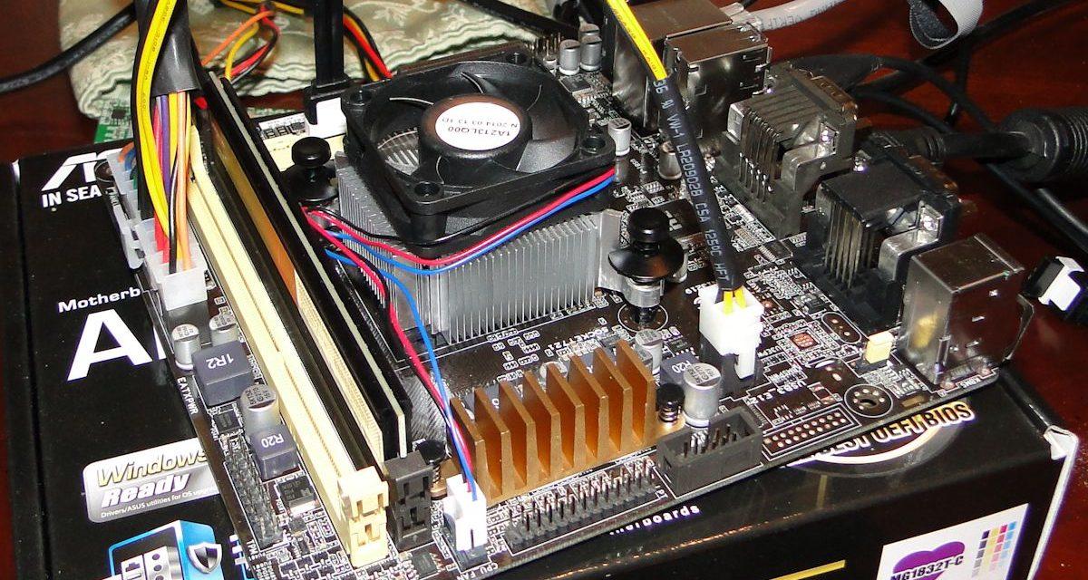 AMD AM1 Retested on 60 Watt Power Supply