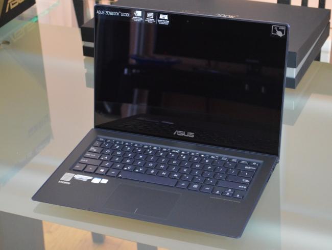 Unleash Ubuntu with the ASUS Zenbook; or vice versa