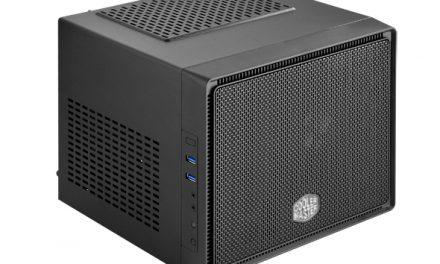 Cooler Master Elite 110 mini-ITX Case Review