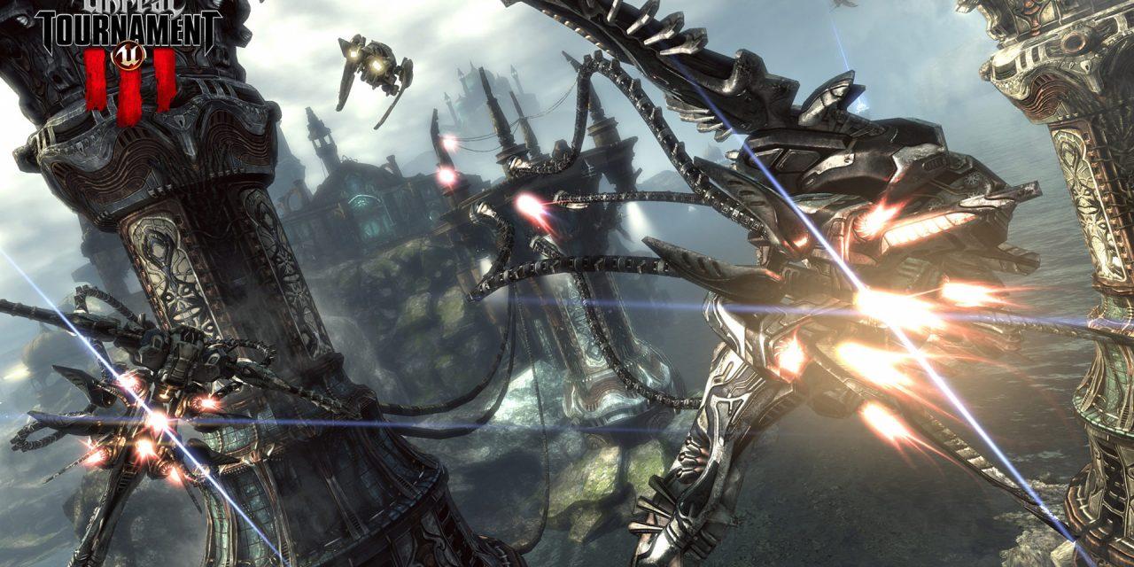 Epic Games Teases Unreal Tournament Announcement