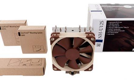 Noctua NH-U12S CPU Cooler Review