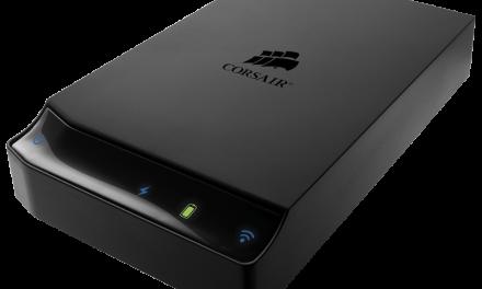 Computex 2014: Corsair Announces Voyager Air 2 Wireless Storage Drive