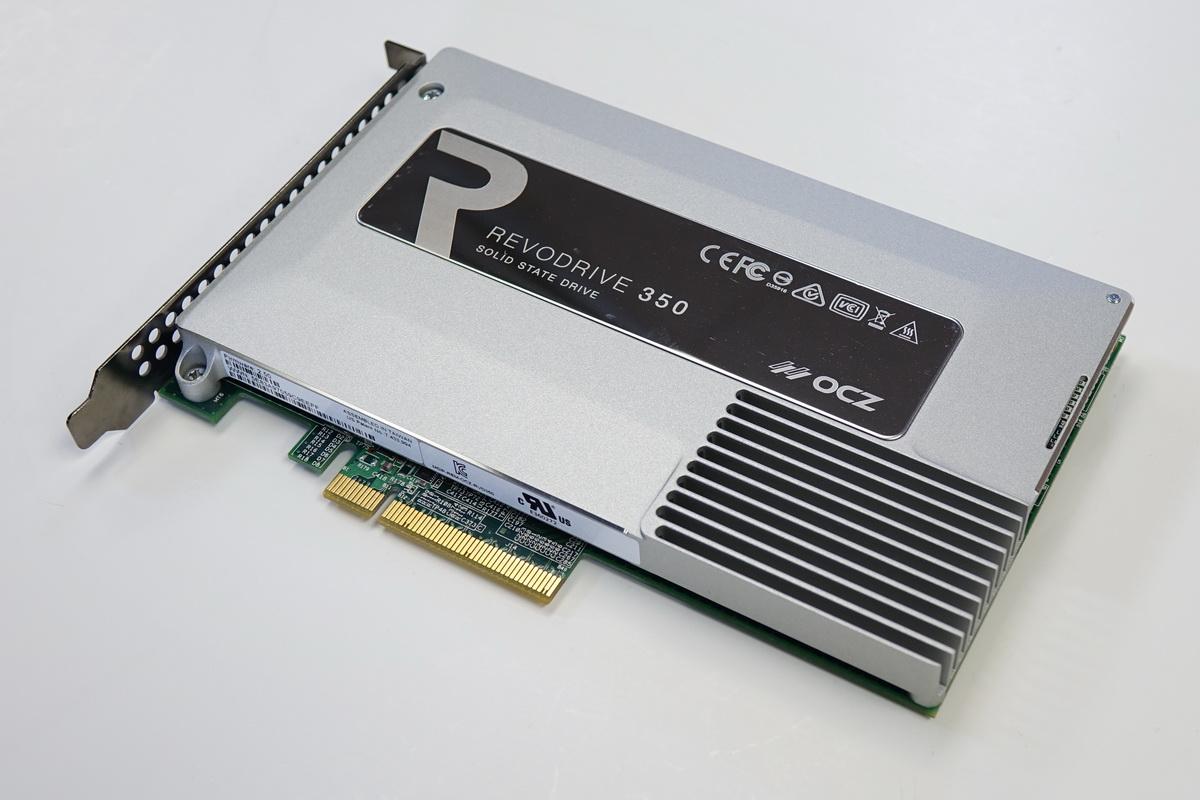 OCZ RevoDrive 350 480GB PCIe SSD Full Review – Revo Drives Toshiba Flash