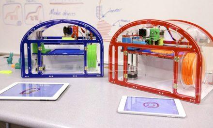 A kid friendly 3D printer