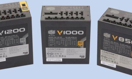 Modular 'flat pack' PSUs from Cooler Master