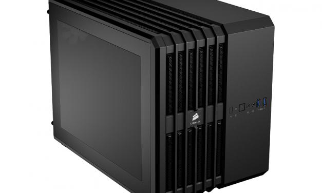 Computex 2014: Corsair Announces Carbide Air 240, Graphite 780T, and Graphite 380T Enclosures