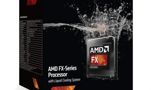 The renewed FX-9590, still up to 5GHz