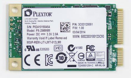 Plextor M6M 256GB mSATA SSD Full Review – Mini Marvell