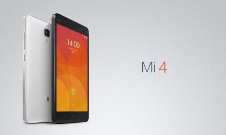 Xiaomi Launches Mi4 Smartphone In China