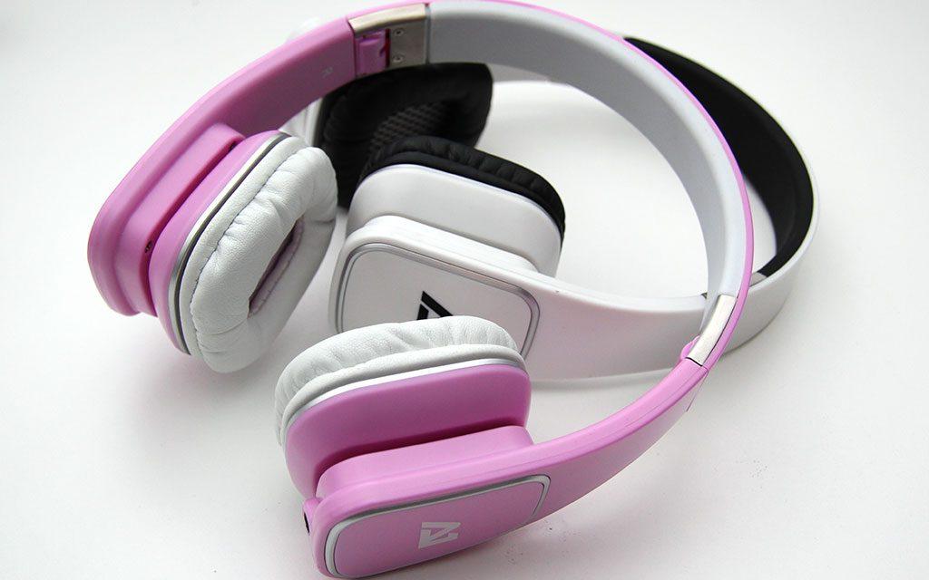 Attitude One's colourful Alamz headsets