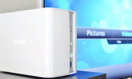 Thecus N2560 Dual-Bay NAS Server Review: Budget HTPC Option