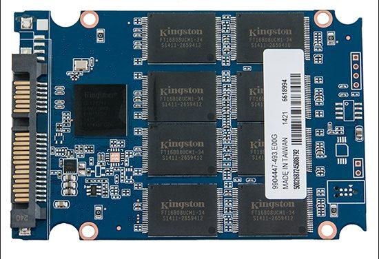 Kingston's new HyperX Fury SSD; fool me once …