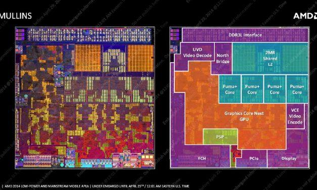 HP Readies 14″ Notebook Powered By AMD Mullins APU