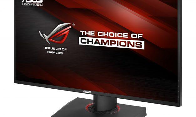 ASUS ROG Swift PG278Q 27-in Monitor Review – NVIDIA G-Sync at 2560×1440