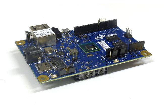 Run Windows on Intel's Galileo