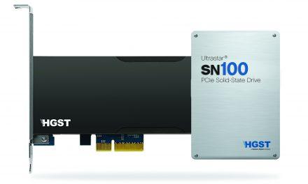 IDF 2014: HGST announces 3.2TB NVMe SSDs, shingled 10TB HDDs