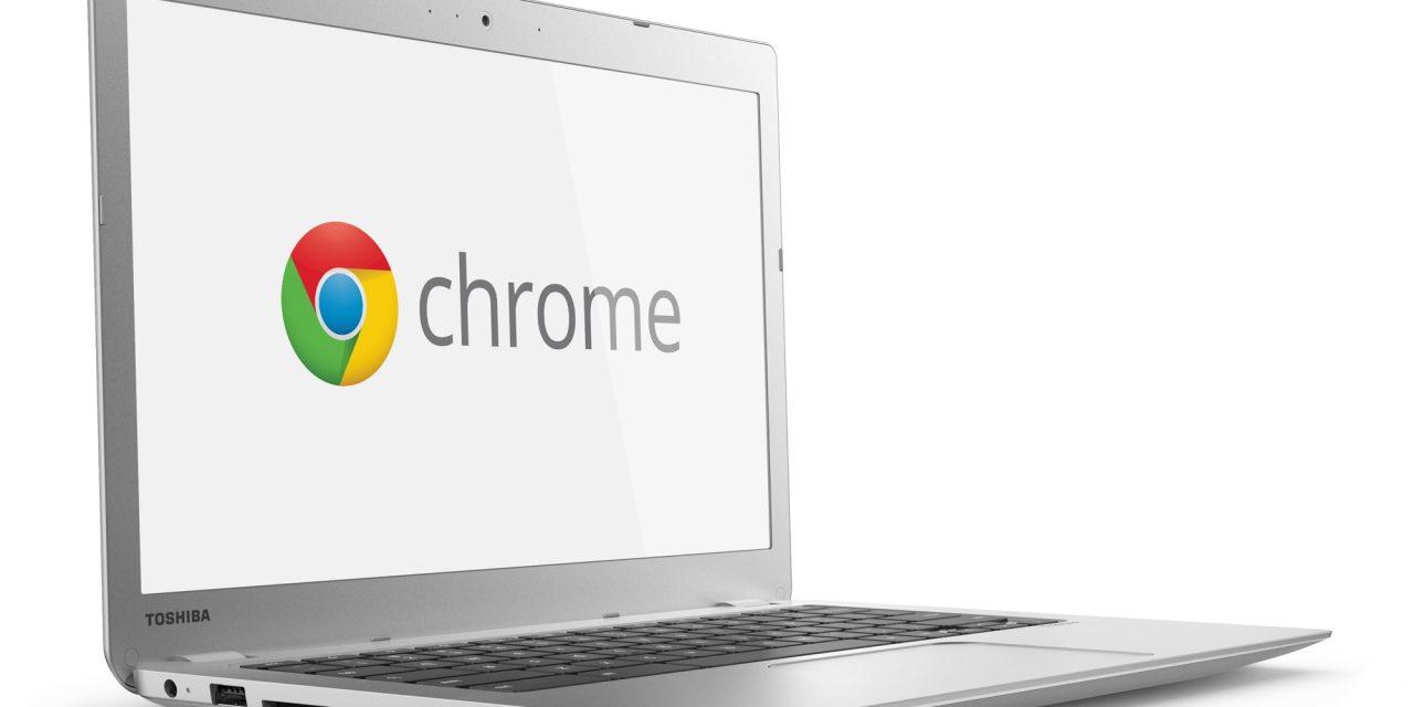 Toshiba Chromebook 2: 13-inch Full HD IPS Display