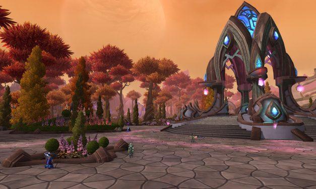 Blizzard Is Installing World of Warcraft Servers in Australia