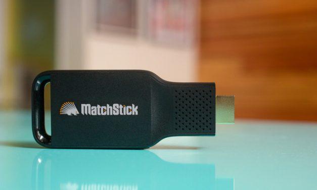 KickStarter: MatchStick Is Chromecast-like with Firefox OS