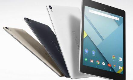 Google Nexus 9 Powered by NVIDIA Tegra K1, Denver 64-bit SoC
