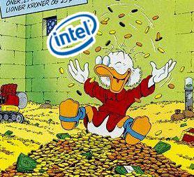 Intel Announces Q3 2014: Mucho Dinero