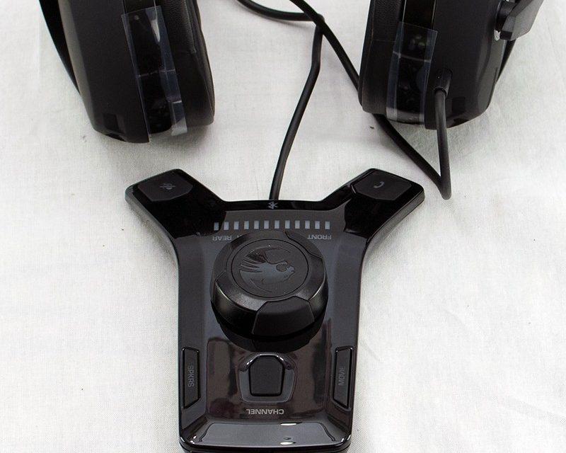 Roccat Kave XTD 5.1 Digital, seriously loud surround sound