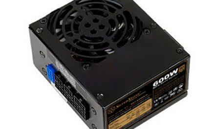 SilverStone SX600-G SFX 600W Power Supply Review