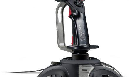 A sighting of the rare joystick, the Speedlink Phantom Hawk