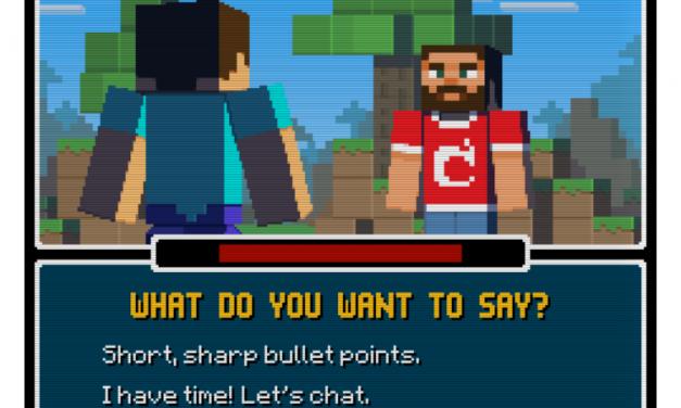 Telltale Games Announces Minecraft: Story Mode