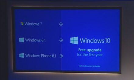 Microsoft Windows 10 Consumer Briefing