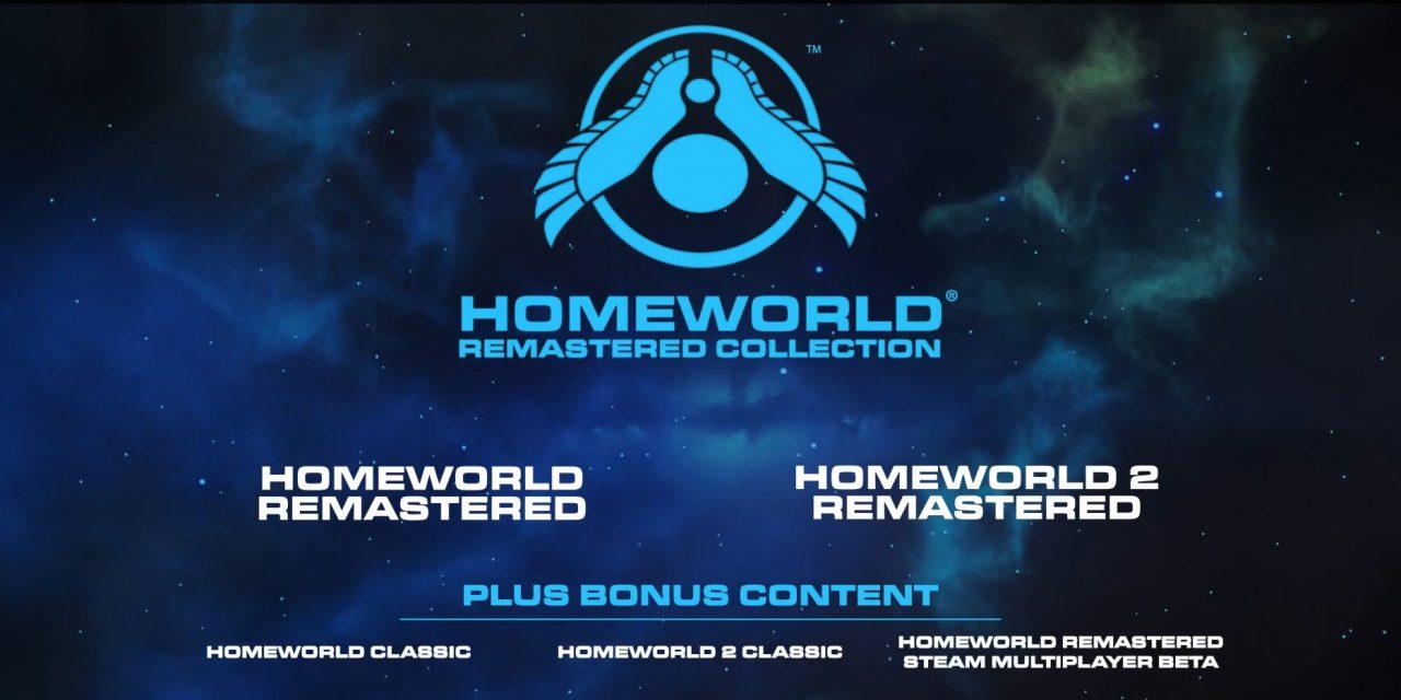 Homeworld: Remastered Arrives February 25th