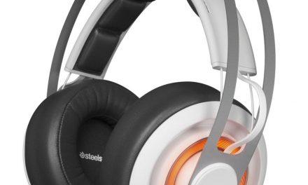 Steelseries colourful Siberia Elite Prism headset
