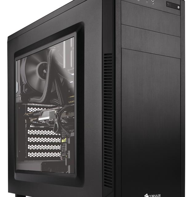 CES 2015: Corsair Carbide 100R and 100R Silent Enclosures Announced