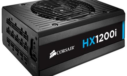 CES 2015: Corsair HX1200i Power Supply Announced – Fully Modular 1200W Platinum PSU