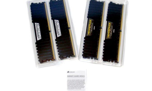Corsair's overclockable Vengeance LPX DDR4-2800 kit