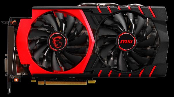 The GTX 960 at 2560×1440
